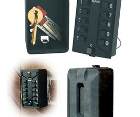 Phoenix Key Store KS0002C Size 2 Key Safe with Combination Lock